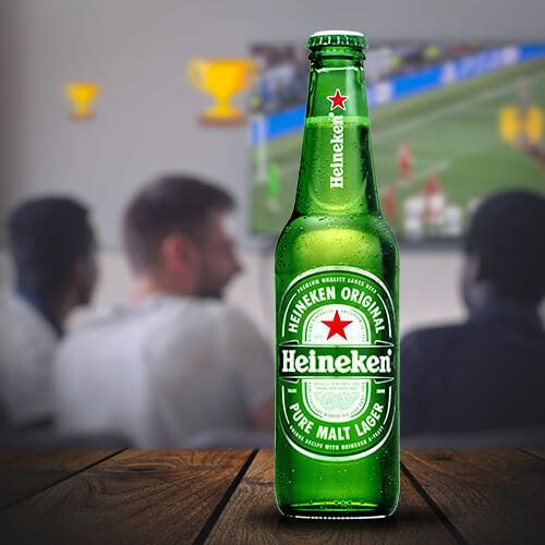 Heineken Social Media Ads